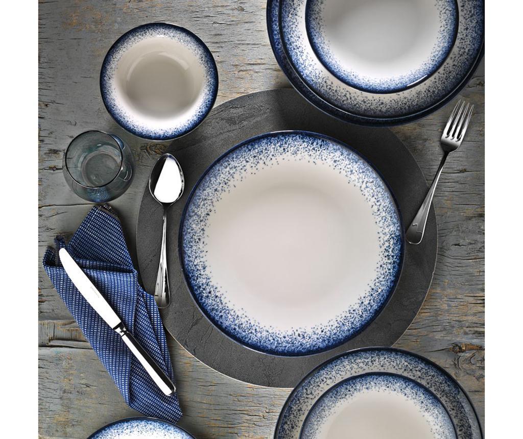 Set de masa 24 piese Dinner Adela - Kütahya Porselen, Multicolor imagine