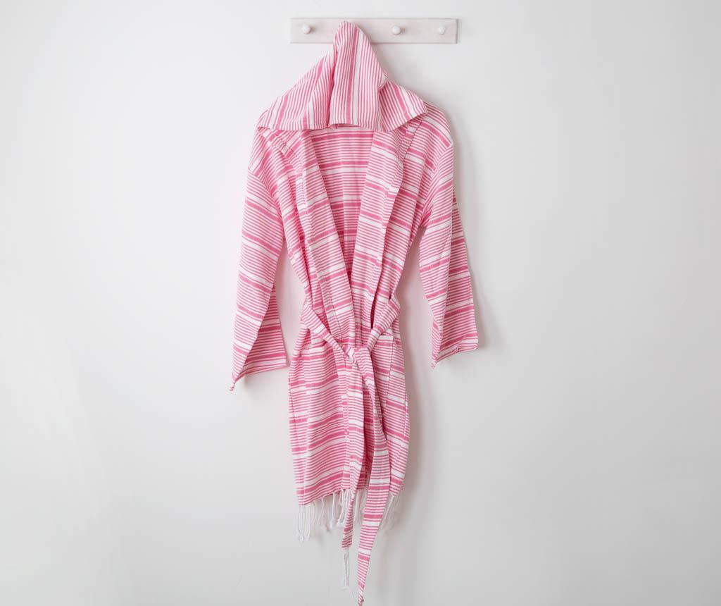 Halat de baie unisex Tilsim Pink L/XL - Irya, Roz