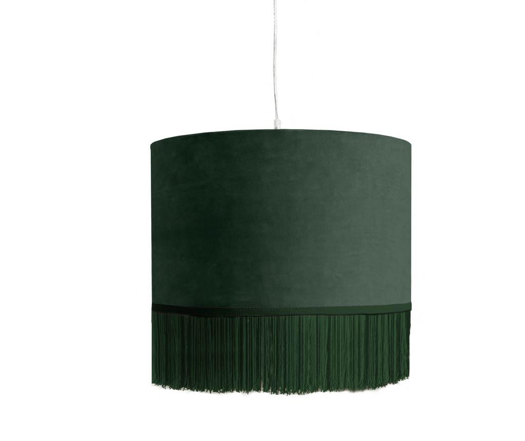 Lustra Terciopelo Green - Velvet Atelier, Multicolor poza