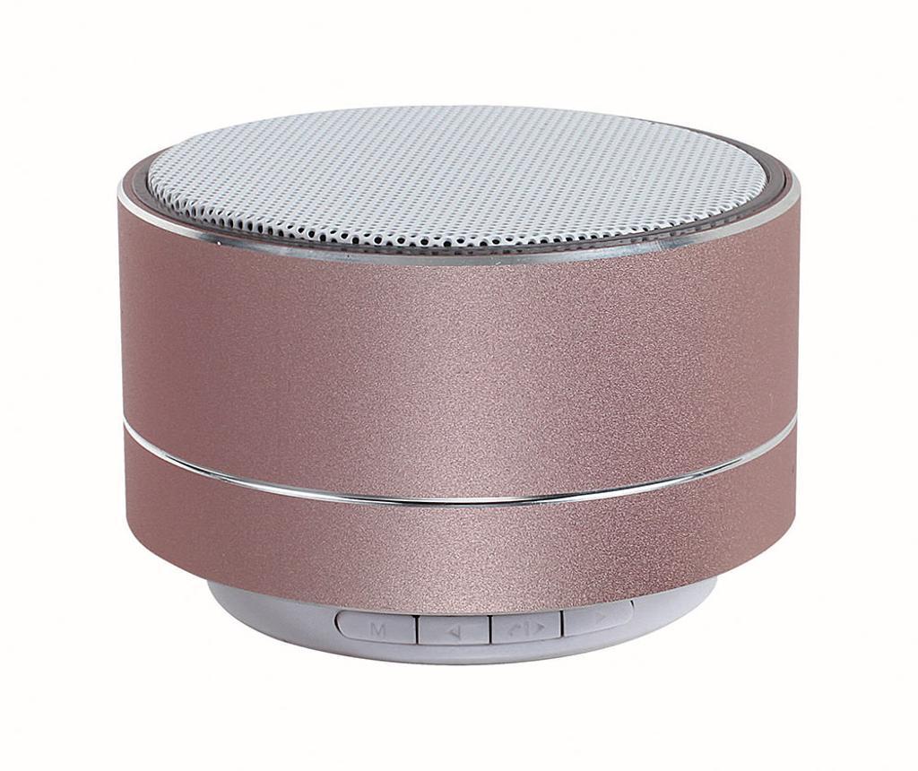 Boxa portabila cu bluetooth Livoo Pink - Clip Sonic Technology, Roz