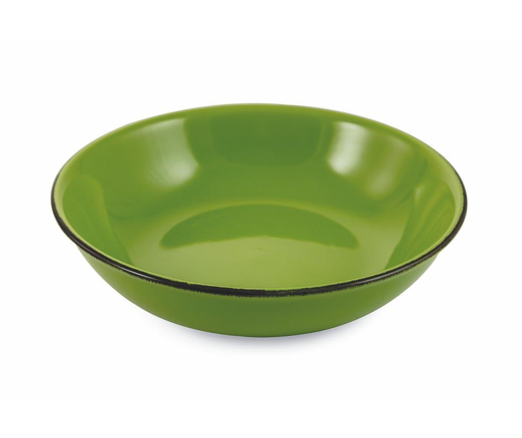 Bol pentru salata Baita Green - Villa D'Este Home Tivoli, Verde imagine