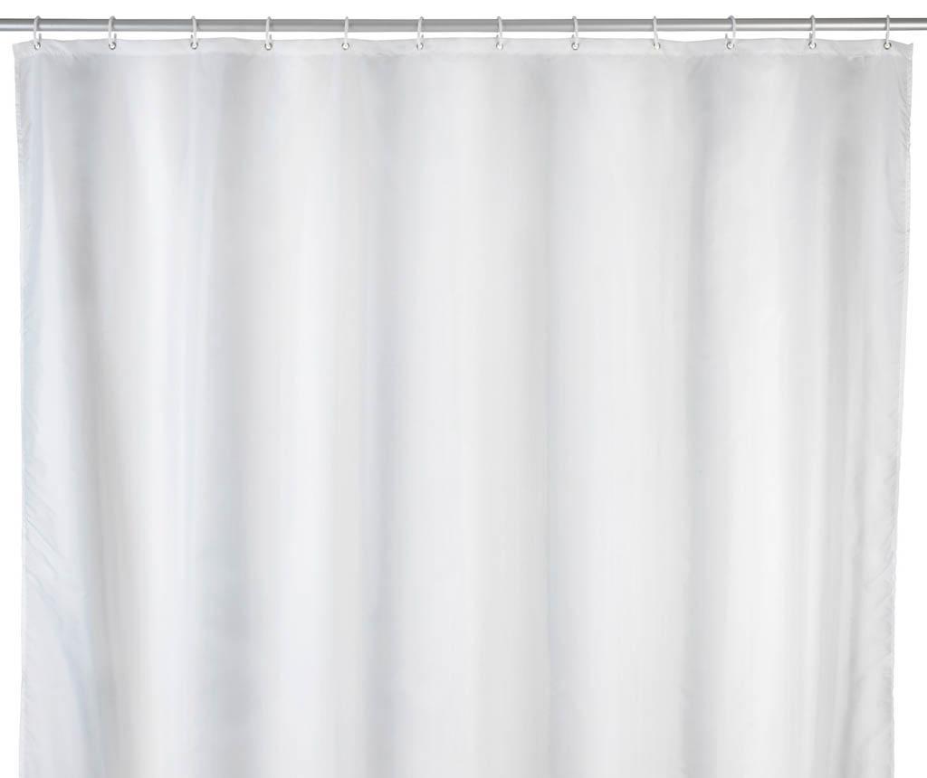 Perdea de dus Carry White 120x200 cm