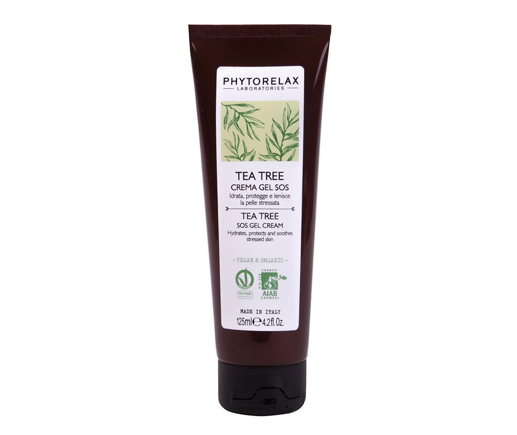 Tělový krémový gel Phytorelax SOS Tea Tree 125 ml