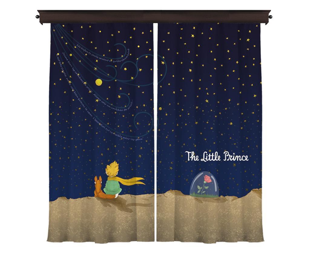 Set 2 draperii Childhood 140x260 cm - Cipcici, Multicolor imagine