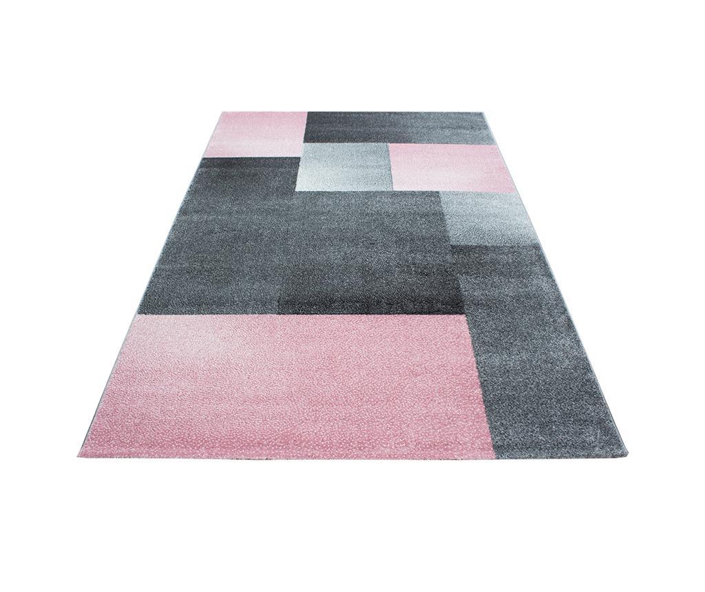 Covor Lucca Pink 200x290 cm - Ayyildiz Carpet, Roz poza