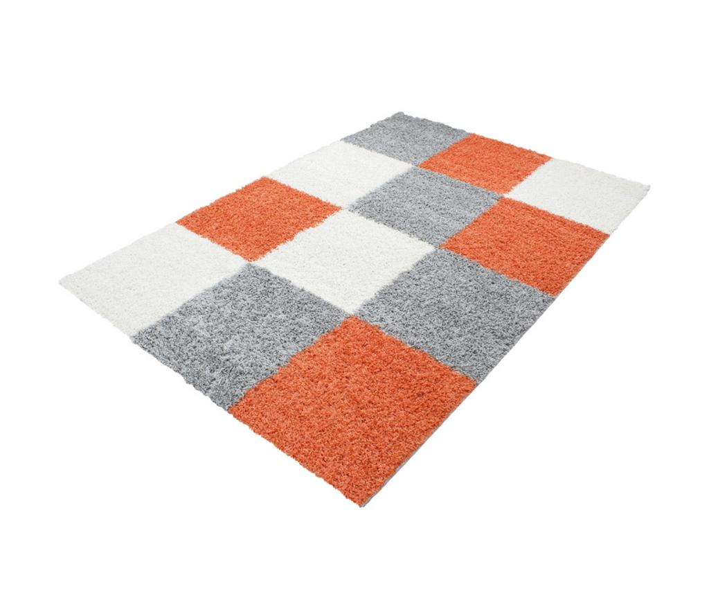 Covor Life Plus Terra 160x230 cm - Ayyildiz Carpet, Portocaliu imagine