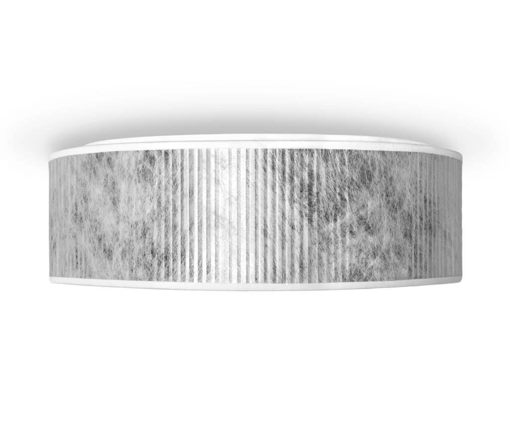 Plafoniera Tres Silver S - Bulb Attack, Gri & Argintiu imagine