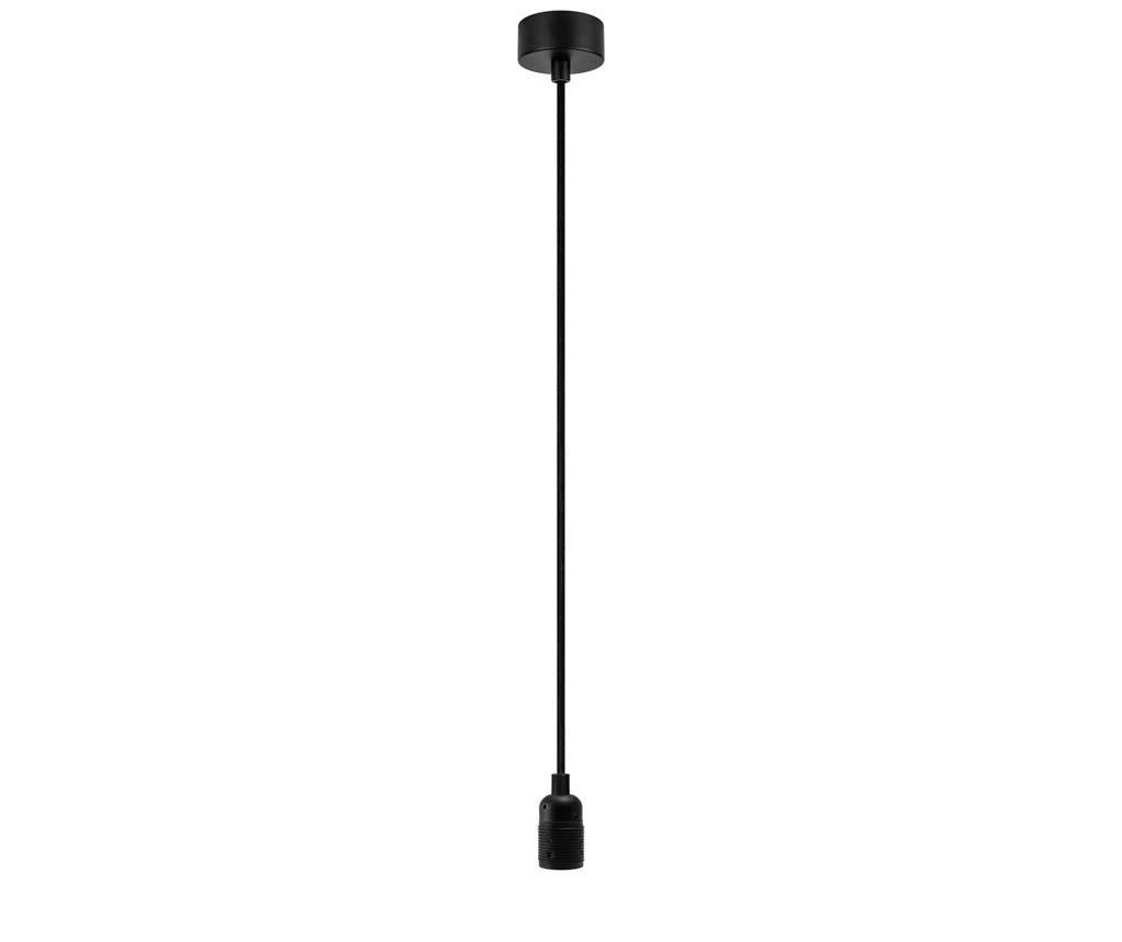 Lustra Uno Black - Bulb Attack, Negru poza noua