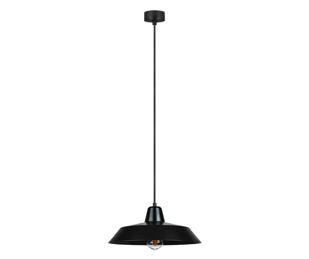 Lustra Cinco Black - Bulb Attack, Negru