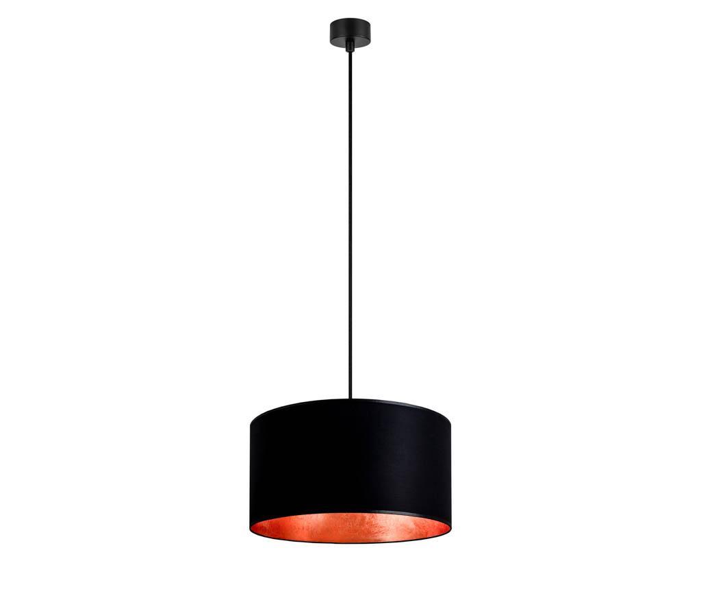 Lustra Mika Black Copper - Sotto Luce, Negru imagine