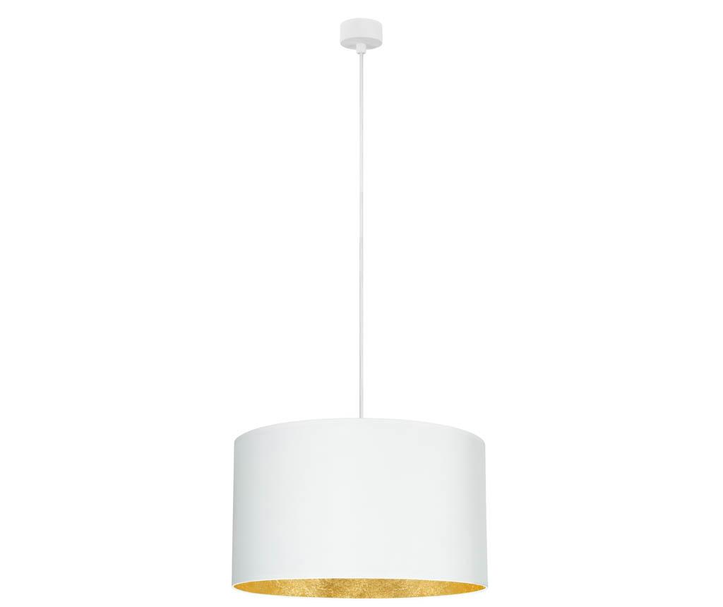 Lustra Mika White Gold M - Sotto Luce, Alb imagine