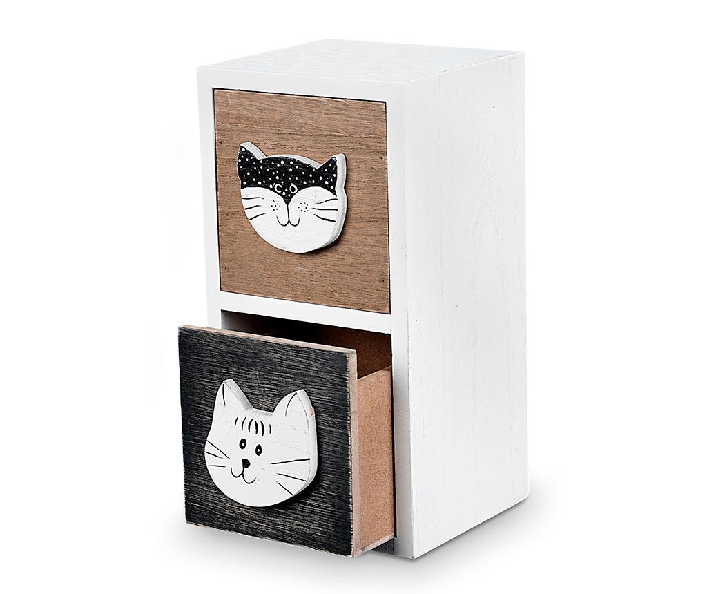 Cutie pentru bijuterii Cats Slim - 5cee31075c6616 - Cutie pentru bijuterii Cats Slim
