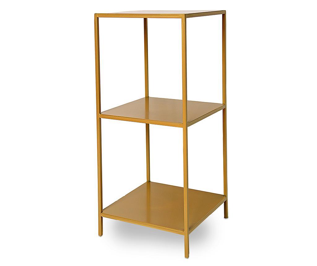 Etajera Basic Gold - Disraeli, Galben & Auriu imagine