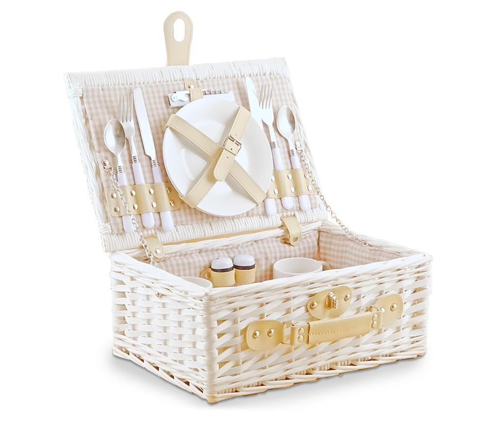 Cos echipat pentru picnic 2 persoane Sunlight