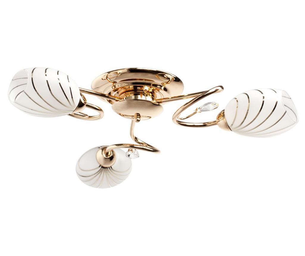 Lustra Sabrina Gold - Classic Lighting, Galben & Auriu imagine