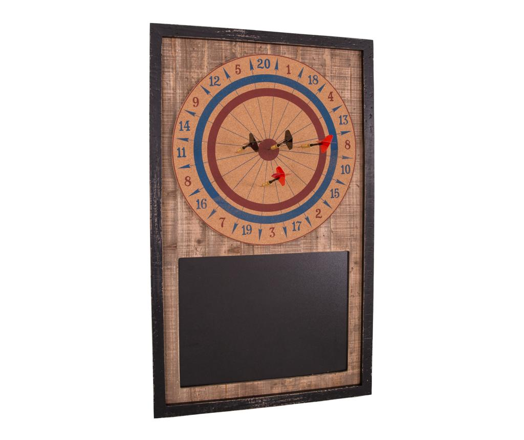 Decoratiune de perete cu darts Tableau imagine