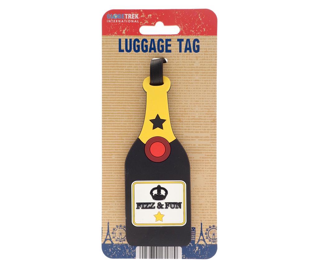 Imagine Eticheta Pentru Bagaje Fizz & Fun