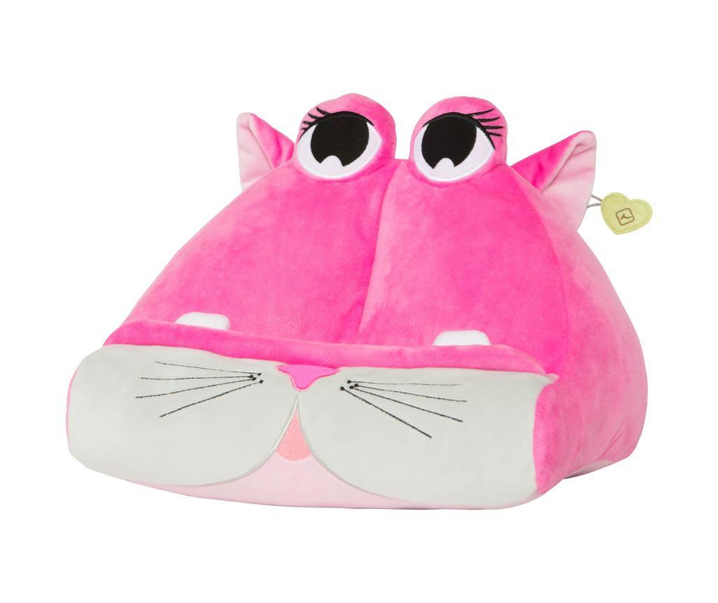 Suport de carti Cuddly Reader - Kiki Kitty