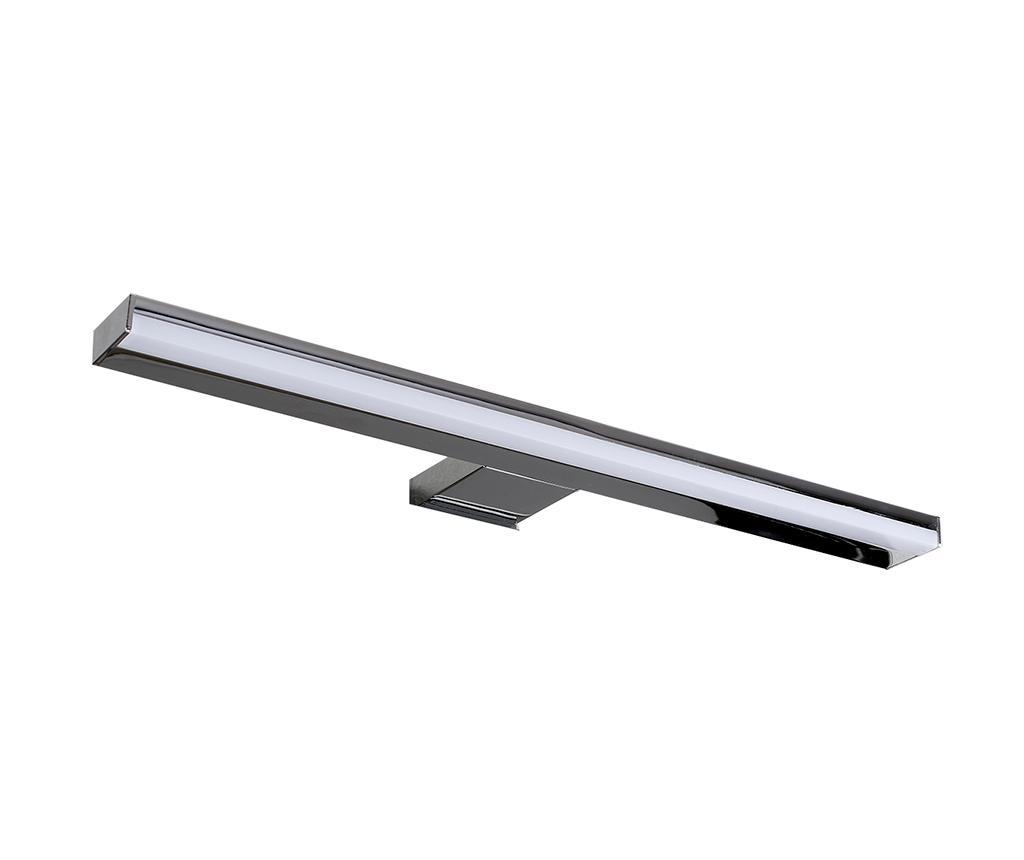 Lampa pentru oglinda baie Harvest - TFT Home Furniture, Gri & Argintiu imagine vivre.ro