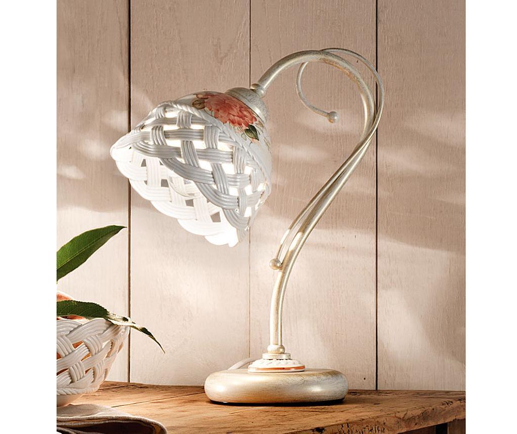 Lampa Verona White - Ferroluce, Multicolor