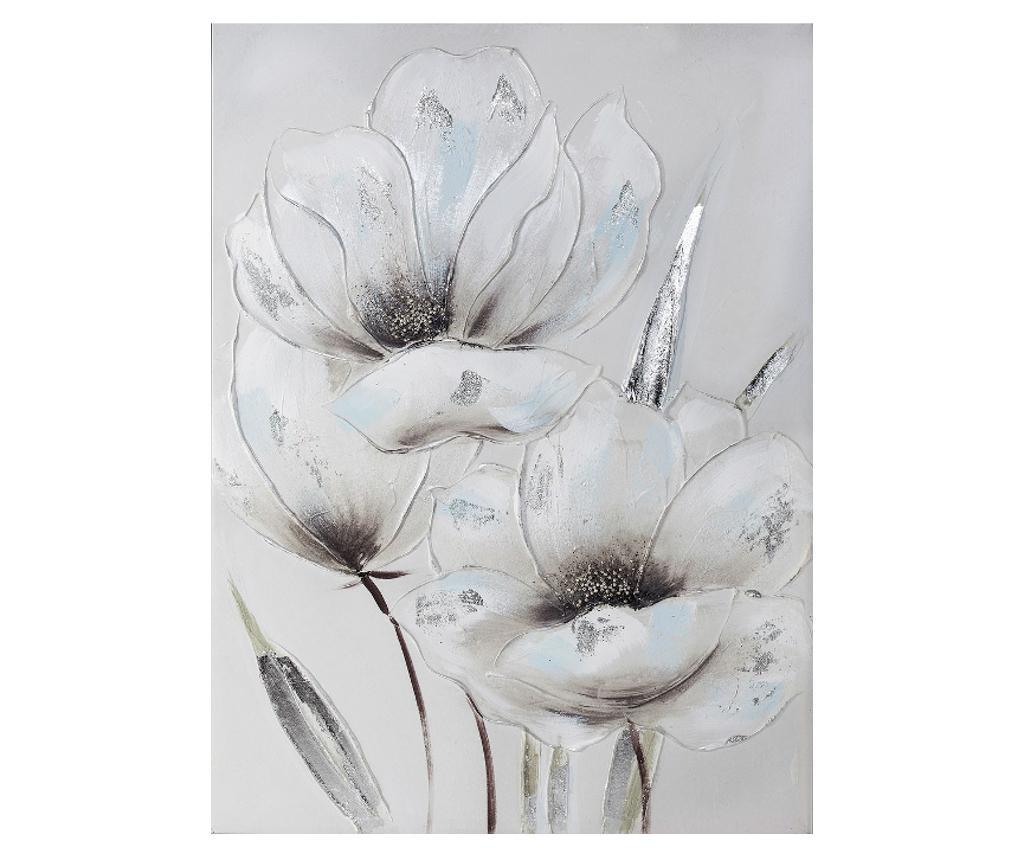Tablou Cotton Bloom 60x80 cm imagine