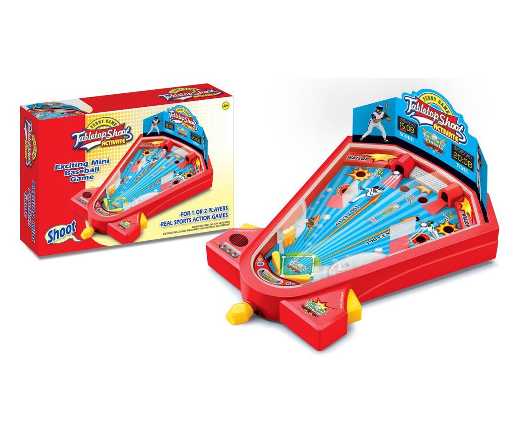 Joc de indemanare Baseball Pinball - Juguetes BP, Multicolor - 1