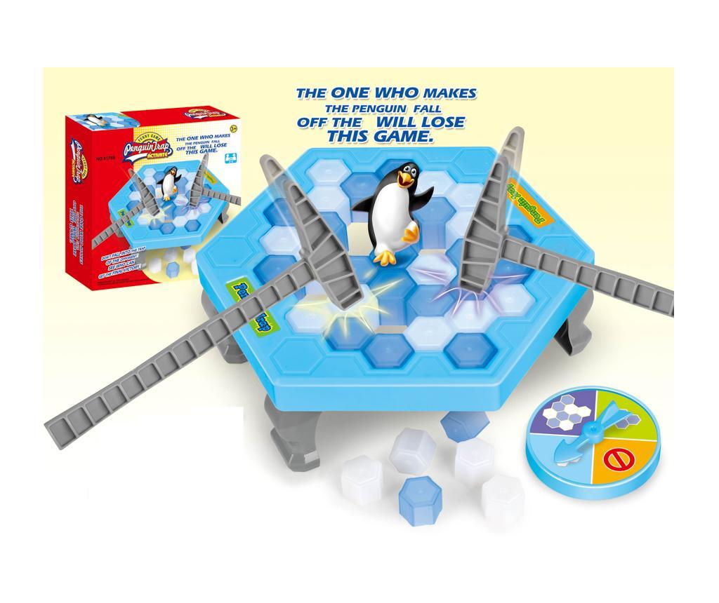 Joc de indemanare Save The Penguin - Juguetes BP, Multicolor imagine