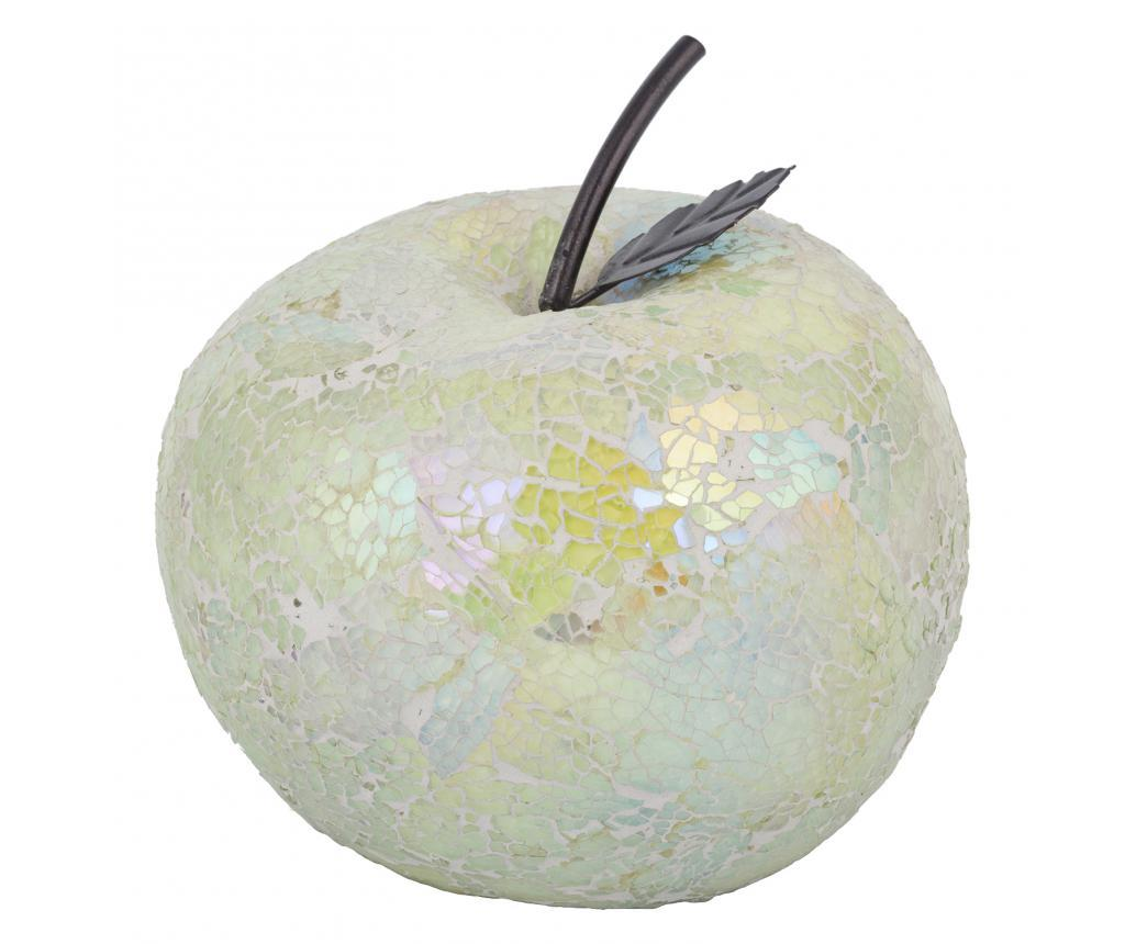 Decoratiune Apple - Creaciones Meng, Alb vivre.ro