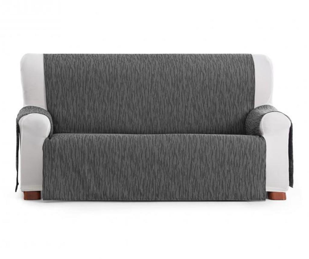 Husa pentru canapea Indico Grey 190 cm - Eysa, Gri & Argintiu imagine