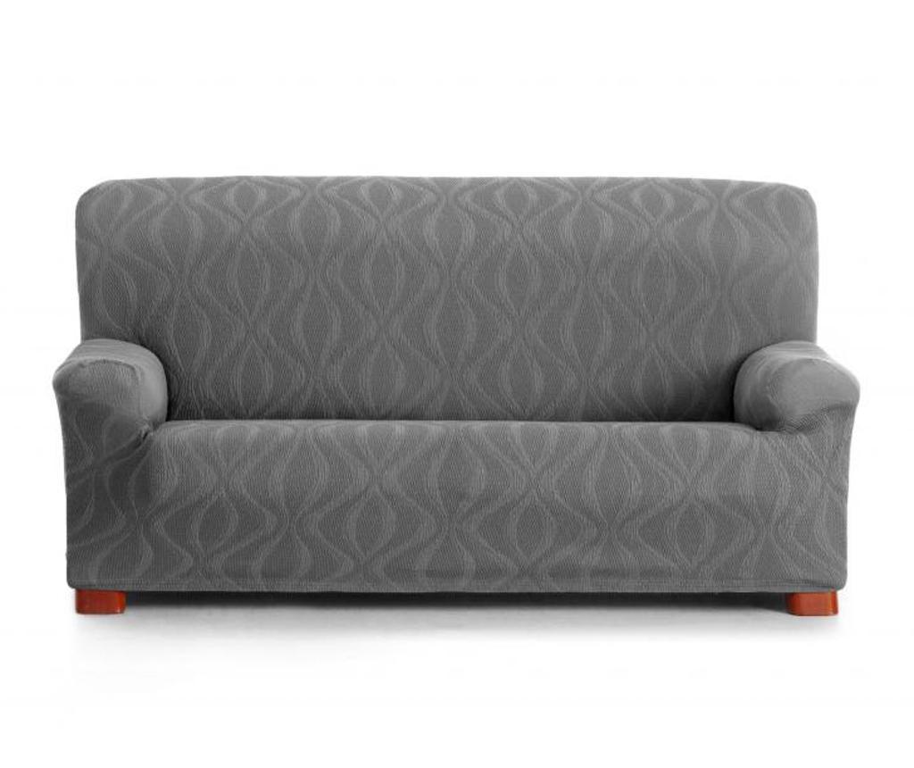 Husa pentru canapea Iria Grey 140-180 cm - Eysa, Gri & Argintiu