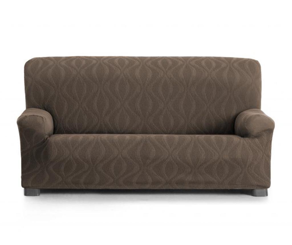Husa pentru canapea Iria Brown 180-220 cm