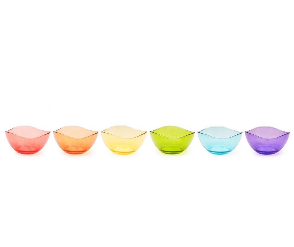 Set 6 boluri Copenhaghen - Excelsa, Multicolor imagine