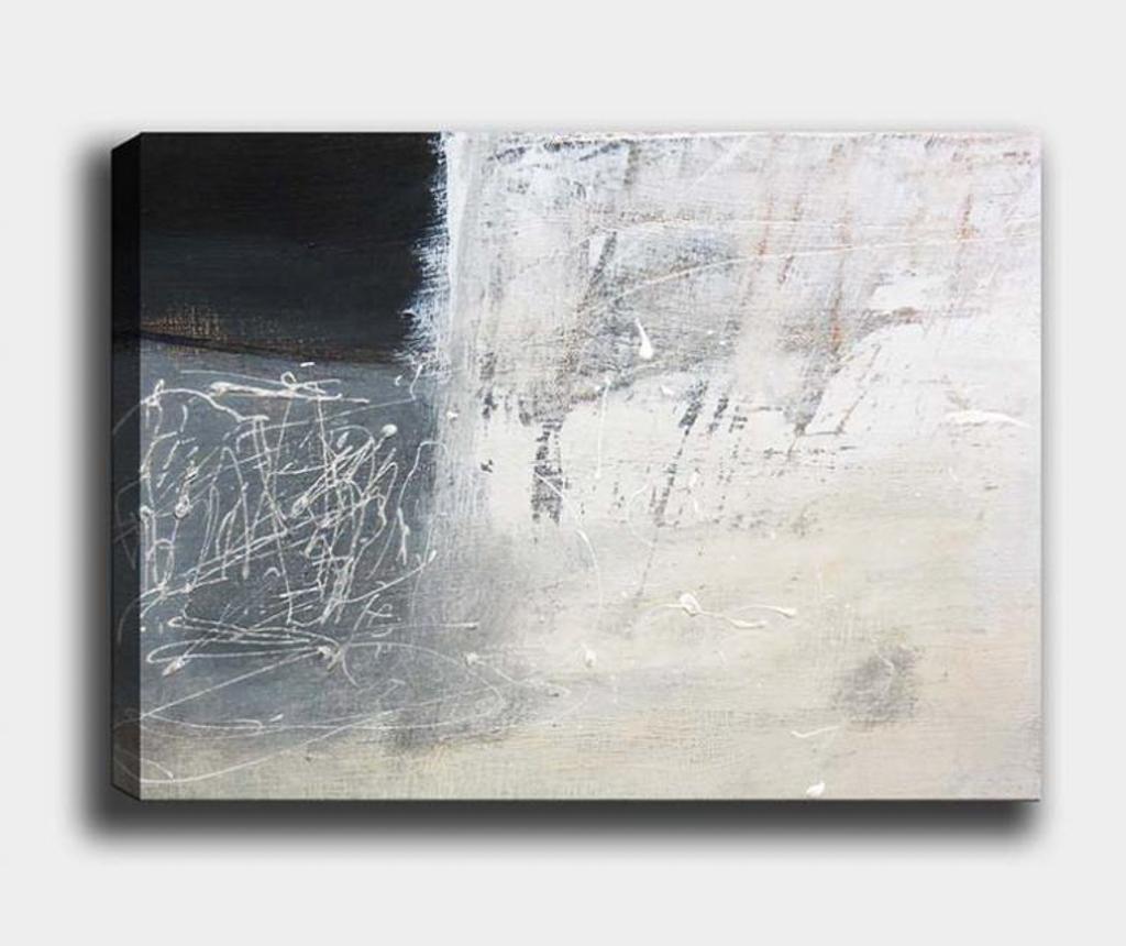 Tablou Black-White 100x140 cm - Tablo Center, Multicolor imagine