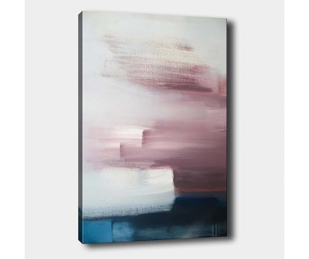 Tablou Soft Pink 50x70 cm