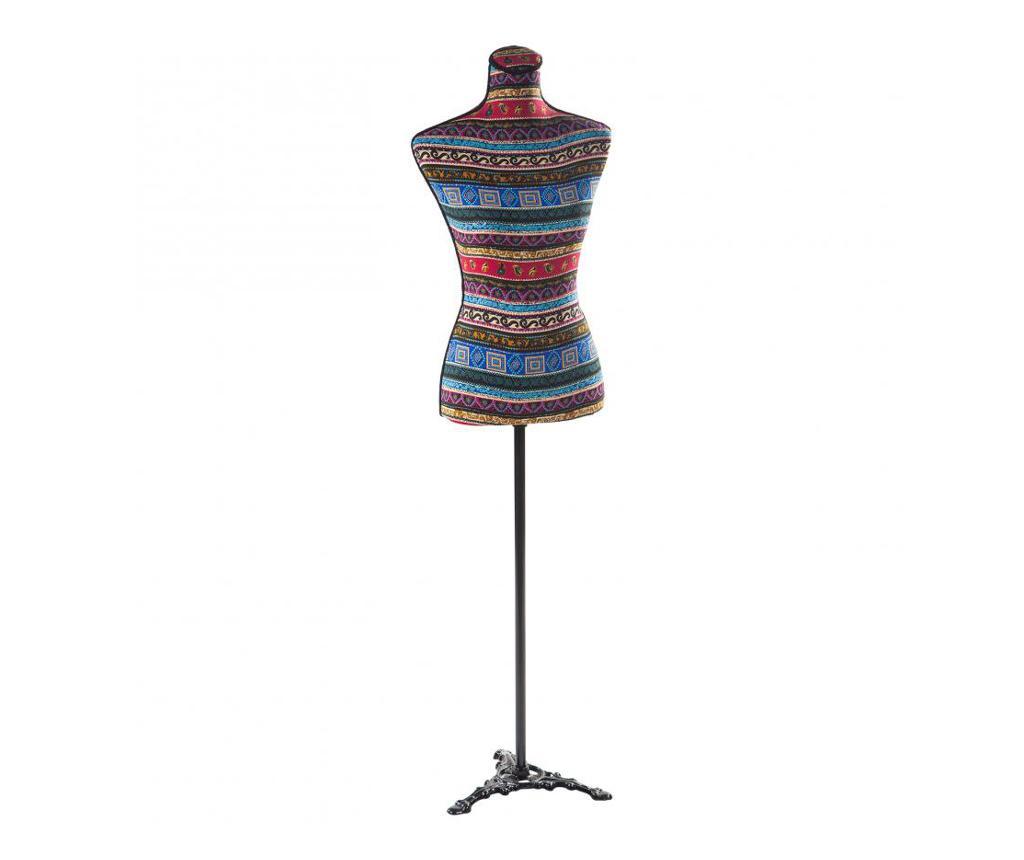 Decoratiune Mannequin - Creaciones Meng, Multicolor imagine