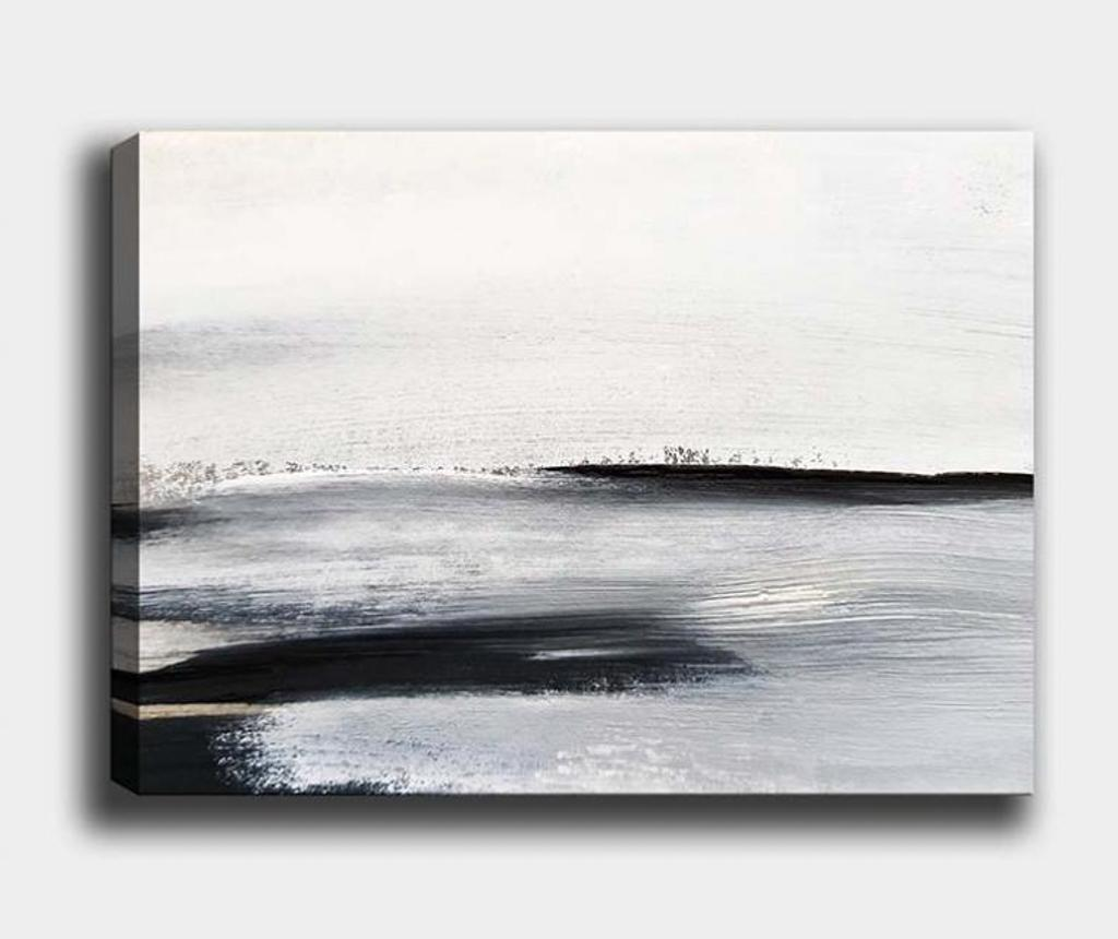 Tablou Sea 100x140 cm - Tablo Center, Multicolor imagine