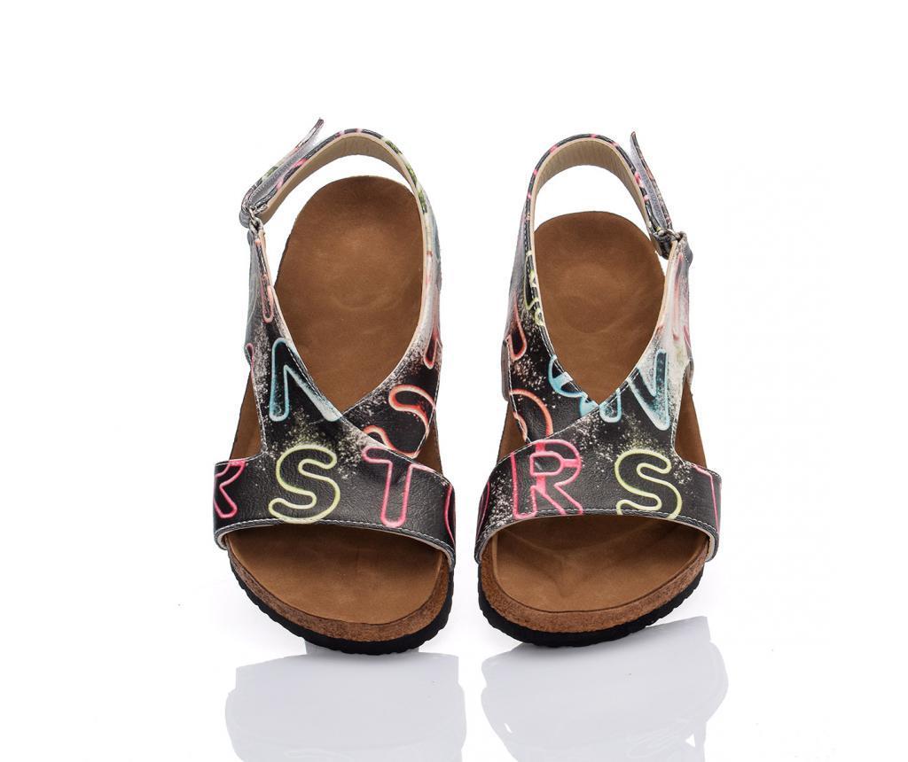 Sandale dama Alphabet 41