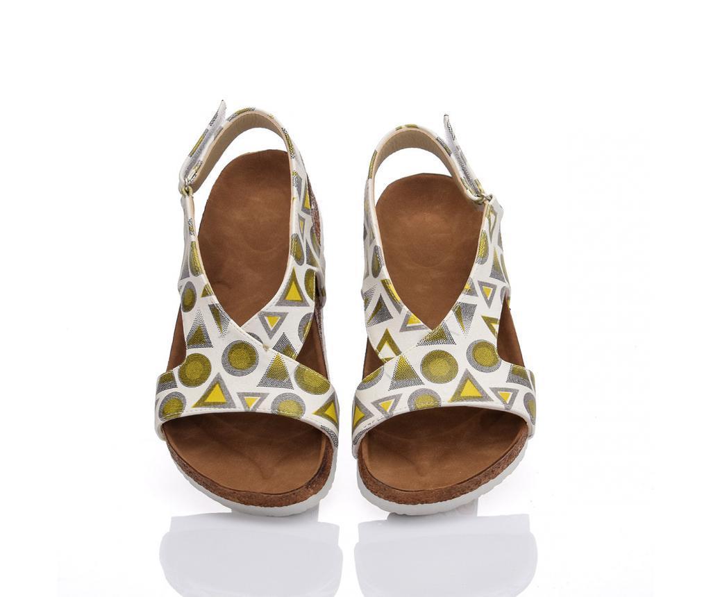 Sandale dama Equilatero 36