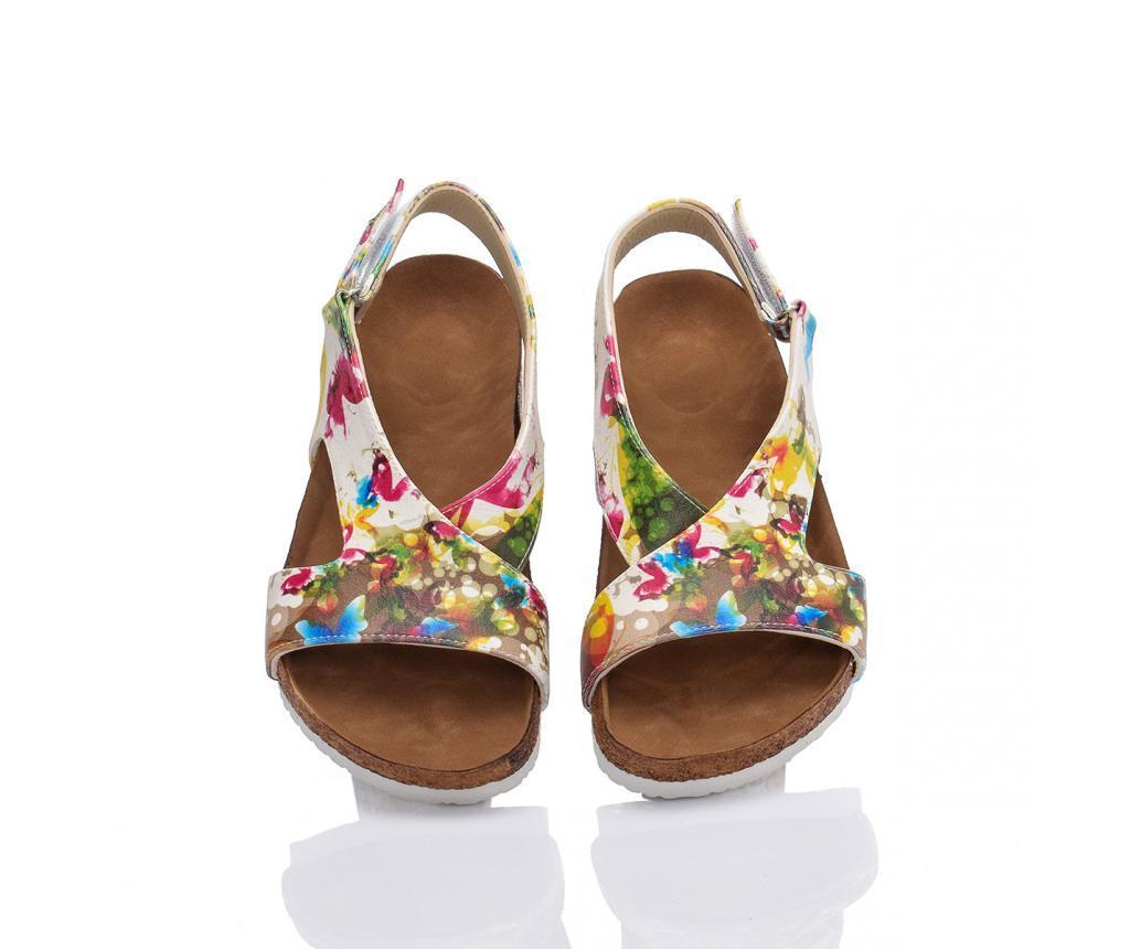 Sandale dama Butterflies Field 40