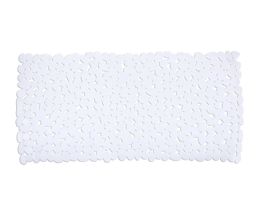 Covoras pentru cada Paradise White 36x71 cm - Wenko, Alb