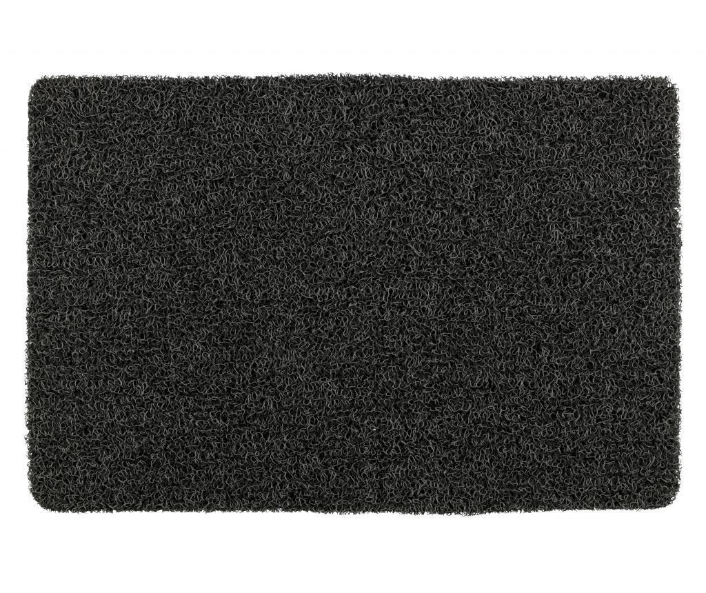 Covoras de baie Loop Grey 40x60 cm imagine