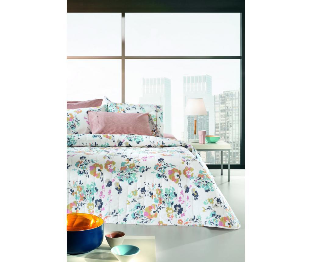 Set 2 cearsafuri de pat si 2 fete de perna Guy Laroche Home Defile Multi – Guy Laroche, Multicolor