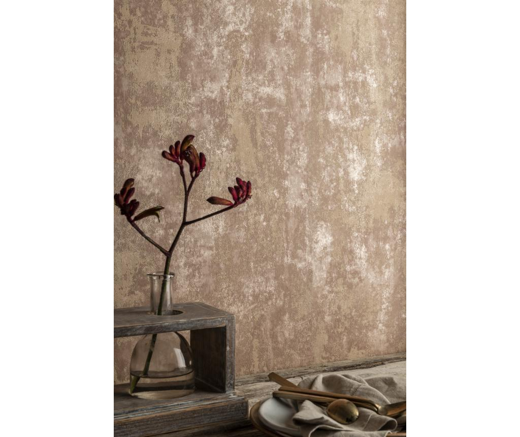 Tapet Stone Texture Rust & Copper 53x1005 cm imagine