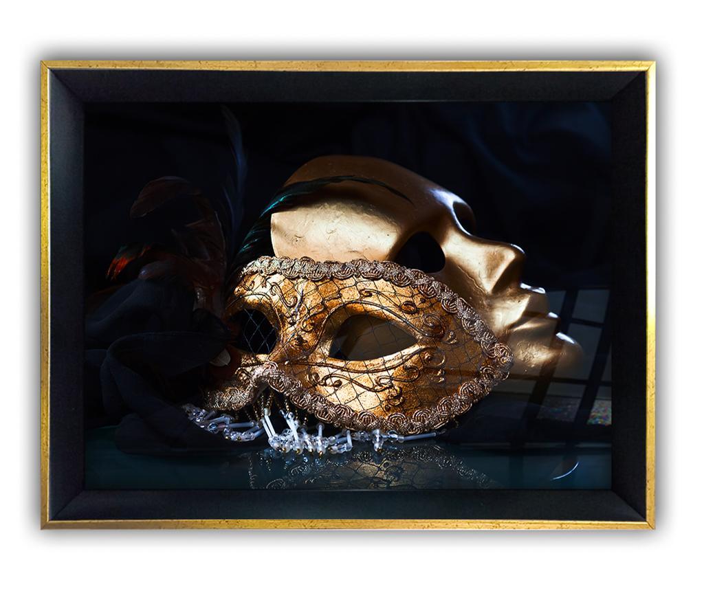 Tablou Mask 35x45 cm vivre.ro