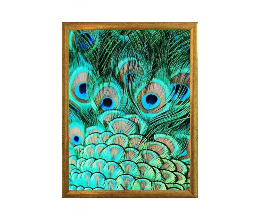 Tablou Emerald 23x33 cm