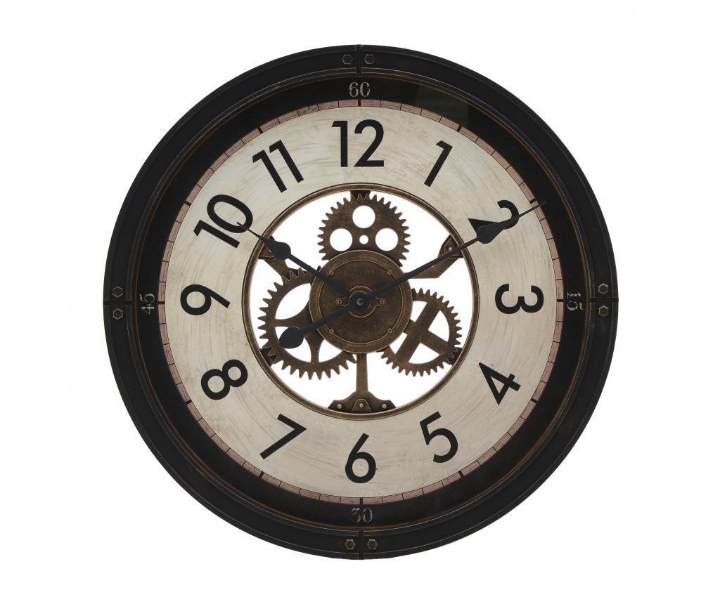 Ceas de perete - inart, Negru
