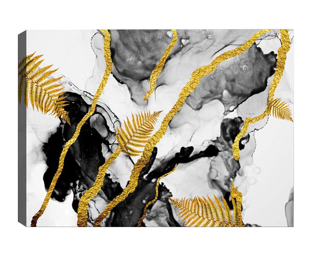 Tablou Fern 70x100 cm - Tablo Center, Multicolor imagine