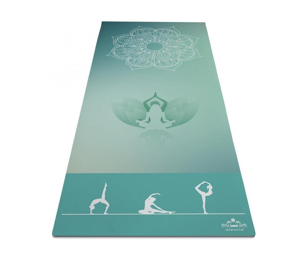 Saltea pentru yoga 65x185 cm imagine