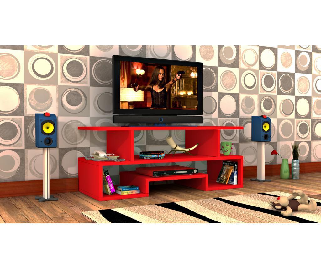 Comoda TV - Oyo Concept, Rosu