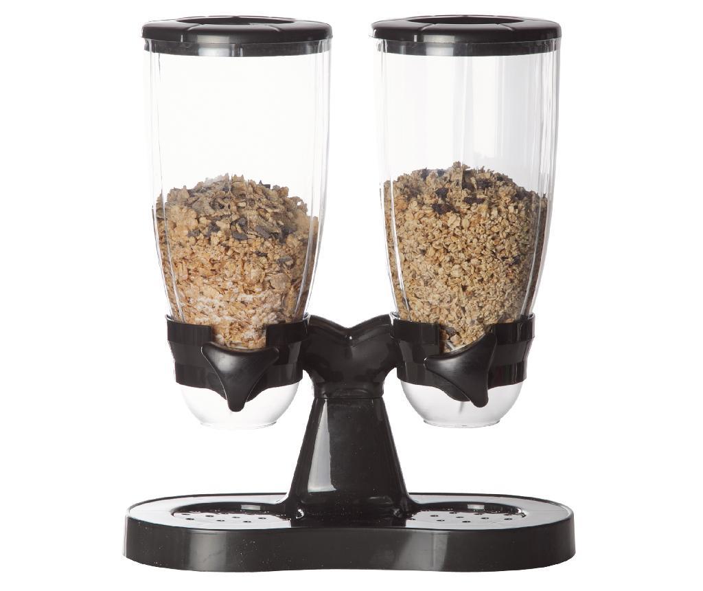 Suport cu 2 dispensere pentru cereale Dual imagine